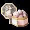 Ягодные зефирки с розой «О,дева Роза!» - фото 4583