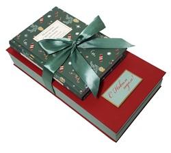 """""""Новогодние рассказы"""" ассорти, подарочный набор, музыкальная коробка - фото 5097"""
